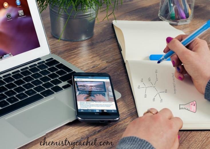 Alexis from chemistrycachet.com