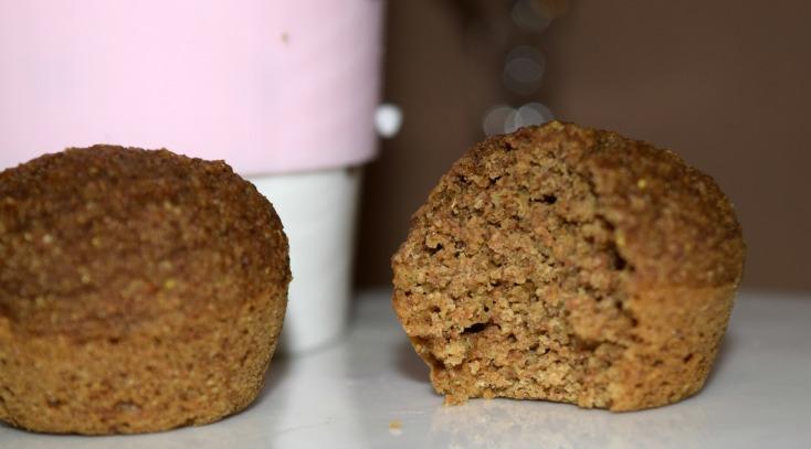 Skinny Vanilla Latte Muffins